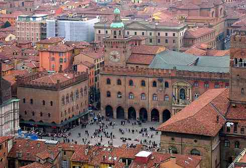 Most Beautiful College Campuses University Of Bologna In